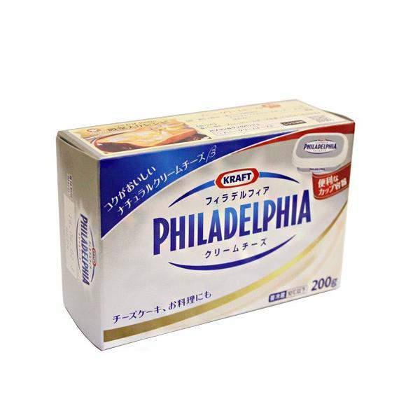 クラフト フィラデルフィア クリームチーズ 200g チーズケーキ