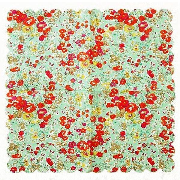 1枚バラ売りペーパーナプキン リバティ Meri Meri Tatum フローラル 花 紙コースター デコパージュ ドリパージュ|ccpopo|02