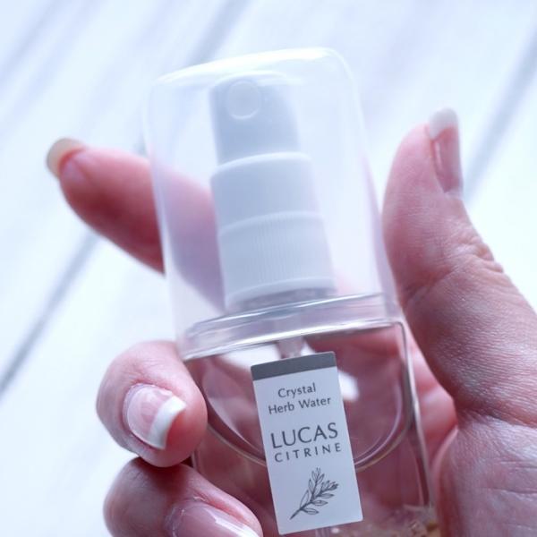 パワーストーン ホワイトセージ 浄化スプレー LUCAS ルカス 天然石 ゆうパケット送料無料|ccr|04