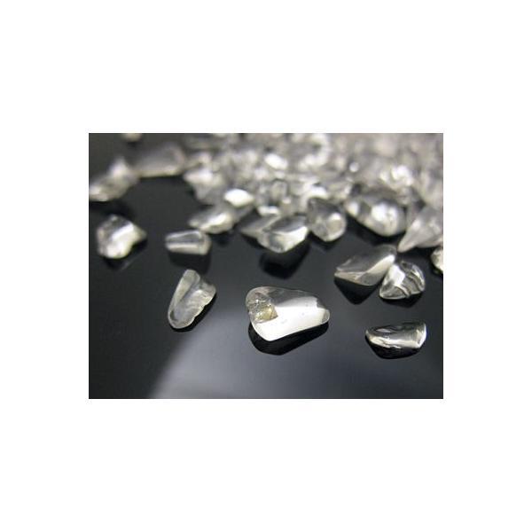 パワーストーン さざれ石 水晶 AAAAA 100g 天然石 ゆうパケット送料無料 ccr 03