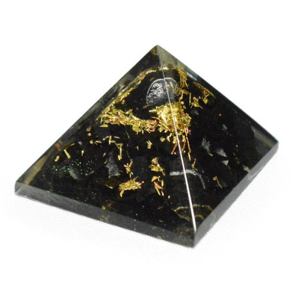 パワーストーン 置き物 ミニオルゴナイト ピラミッド 天然石|ccr|07