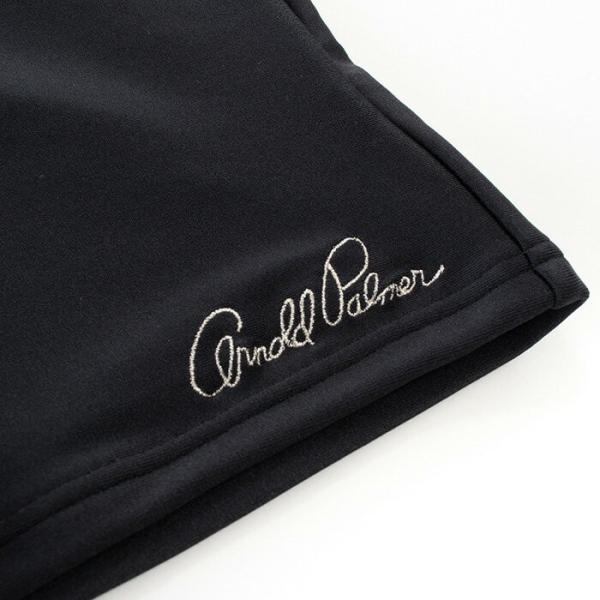 Arnold Palmer フィットネス水着 ボーダー フルジップ スカートパンツ レディース 水着|cdmcloset|09