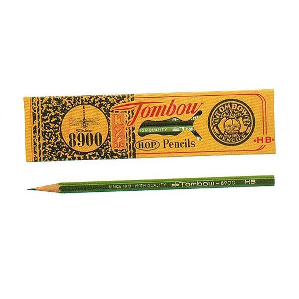 トンボ鉛筆 8900 HB【無料名入れ】【卒園・入学記念品に】 10024837