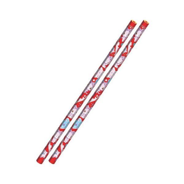 ▽◇ミュークルドリーミー 赤鉛筆 六角軸 2本パック サンリオ $zkanz 10060317
