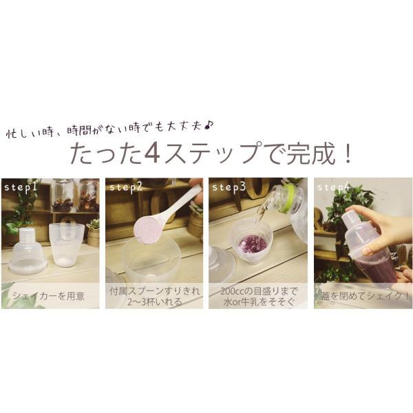 酵素ドリンク アサイー スムージー 選べる 酵素スムージー(全3種) ダイエット食品 スムージー アサイー マキべリー マンゴー 粉末  スーパーフード 約20杯分|cecellina|11