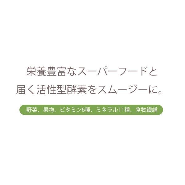 酵素ドリンク アサイー スムージー 選べる 酵素スムージー(全3種) ダイエット食品 スムージー アサイー マキべリー マンゴー 粉末  スーパーフード 約20杯分|cecellina|07