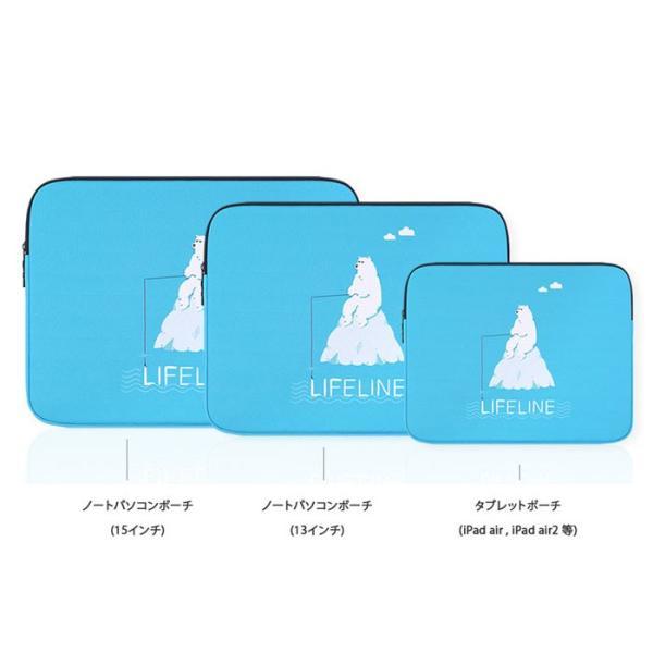 All New Frame Life Line PCケース 13インチ ノートパソコン ケース macbook 12インチ ケース macbook ケース macbook ポーチ surface ケース