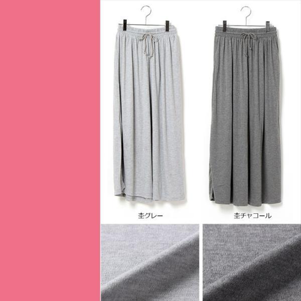 レディース 大きいサイズ スカート マキシスカート|celeb-honey|03