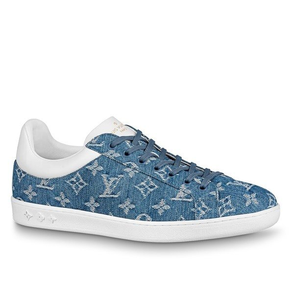 LOUIS VUITTON【ルイヴィトン】メンズSNEAKER LUXEMBOURGスニーカー【送料無料】【正規品】