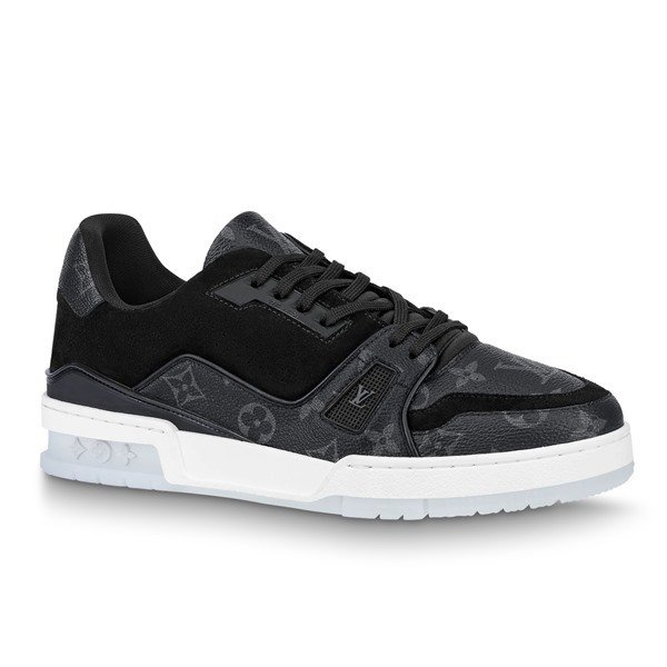 LOUIS VUITTON【ルイヴィトン】メンズLV TRAINER SNEAKERスニーカー【送料無料】【正規品】