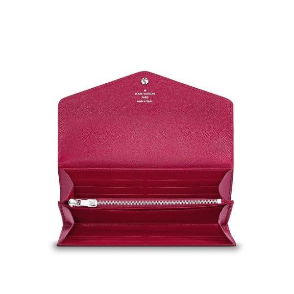 LOUIS VUITTON【ルイヴィトン】Portafoglio Sarah 財布【M60580  】【送料無料】【正規品】