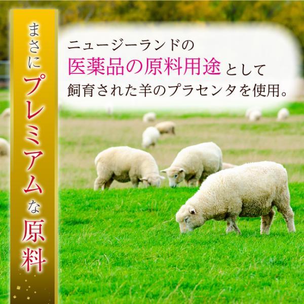 キャッシュレス5%還元 返金保証付き 羊プラセンタ 高級サプリメント ニュージーランド 約3か月分 3箱 180粒 美容 健康 エイジングケア CELL CELLAR PREMIUM cell-cellar 03