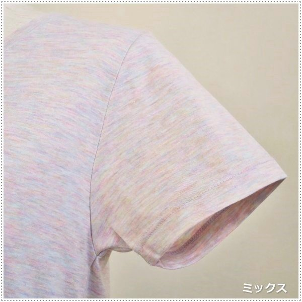 Magic Mind マジックマインド 「チョビヒゲダンス」プリントTシャツ  レディース  半袖Tシャツ|centas|04