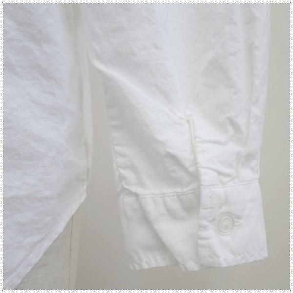 Sun Valley サンバレー  無地長袖オックス製品染シャツ SK8070175  8697137 レディース  製品染め  綿100%|centas|05