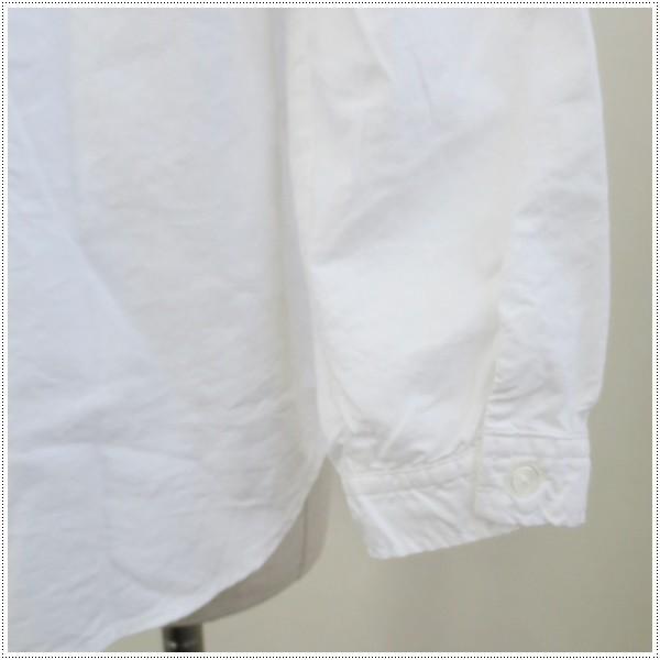Sun Valley サンバレー 無地長袖オックスレギュラーシャツ SKT001006 レディース 製品染め 長袖シャツ オックスシャツ 綿|centas|05