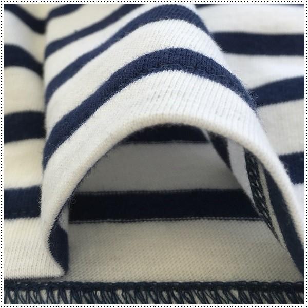 FRUIT OF THE LOOM 922-FRDH2 Vネック ホワイトTシャツ+ボーダーTシャツ2枚セット フルーツオブザルーム|centas|03