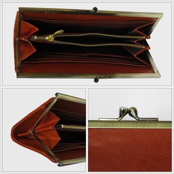 Hawk Company ホークカンパニー がまぐちロングウォレット がま口財布  長財布 3425|centas|03