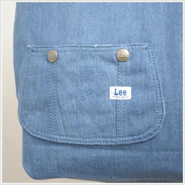 Lee  リー コットン  トート|centas|11