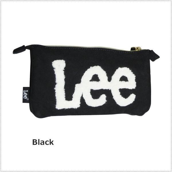 Lee  ロゴ サガラ刺繍 ショルダーバッグ サコッシュ|centas|04