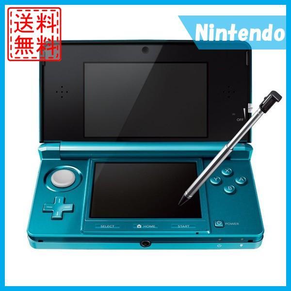 3DS 本体 ニンテンドー3DS 任天堂 充電器タッチペン付き 送料無料 選べる5色|centerwave|02