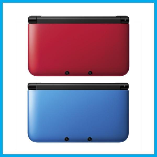 3DSLL 本体 ニンテンドー3DSLL 任天堂 充電器タッチペン付き 送料無料 選べる7色|centerwave|02