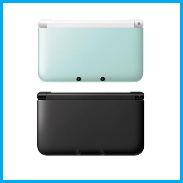 3DSLL 本体 ニンテンドー3DSLL 任天堂 充電器タッチペン付き 送料無料 選べる7色|centerwave|04
