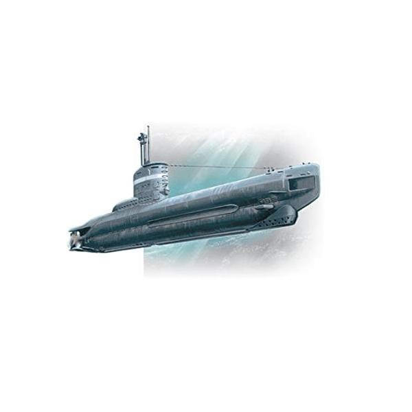 ICM 1/144 ドイツ軍 Uボート XXIII型 プラモデル S004 central-bookstore