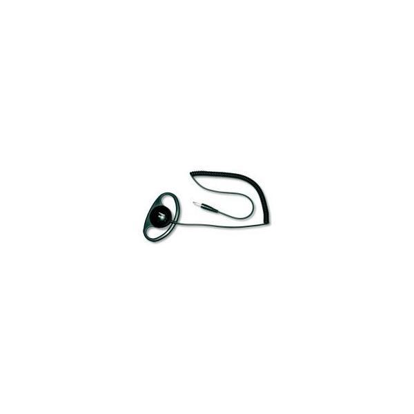 送料無料 ダイヤモンド HE77K (HE-77K) ハンディ用耳かけ式イヤホン 在庫限り