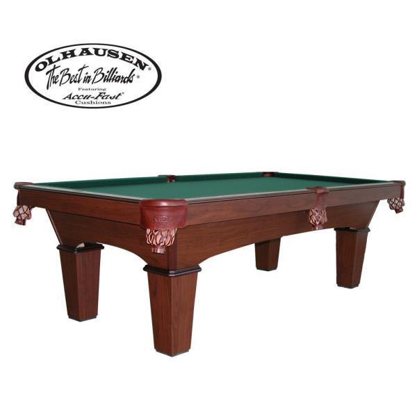 ビリヤード台 オルハウゼン OLHAUSEN ラミネイトシリーズ Reno ビリヤードテーブル