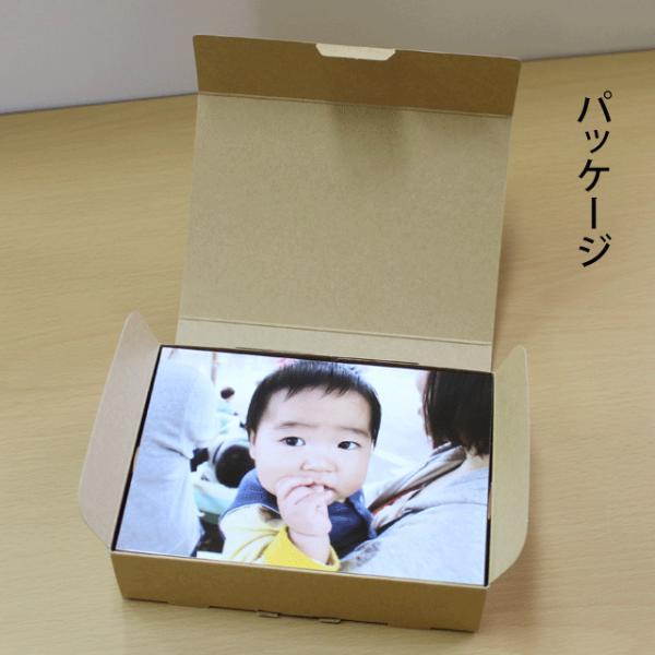 シャコラ 壁アルバム 写真を貼って、飾れるフォトパネル shacolla BOX ブラウンウッド Lサイズ用|centts|04