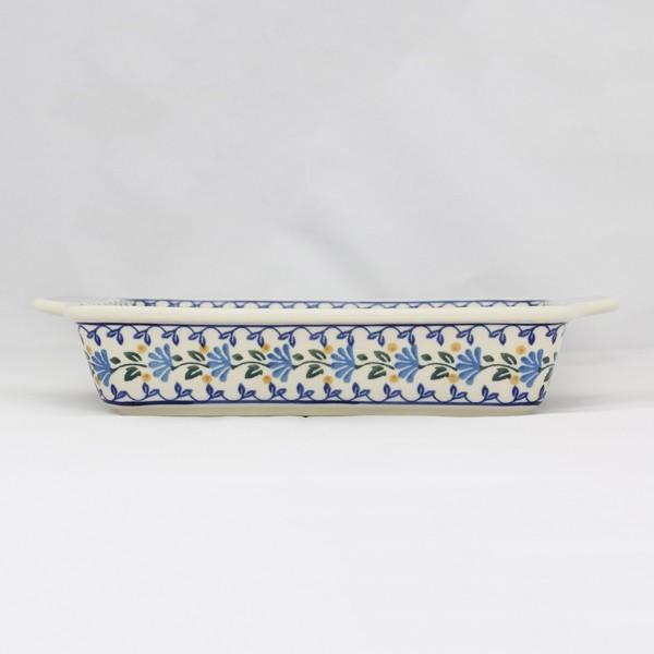 グラタン皿 大 No.883 Ceramika Artystyczna ( セラミカ / ツェラミカ ) ポーランド食器|ceramika-artystyczna|02