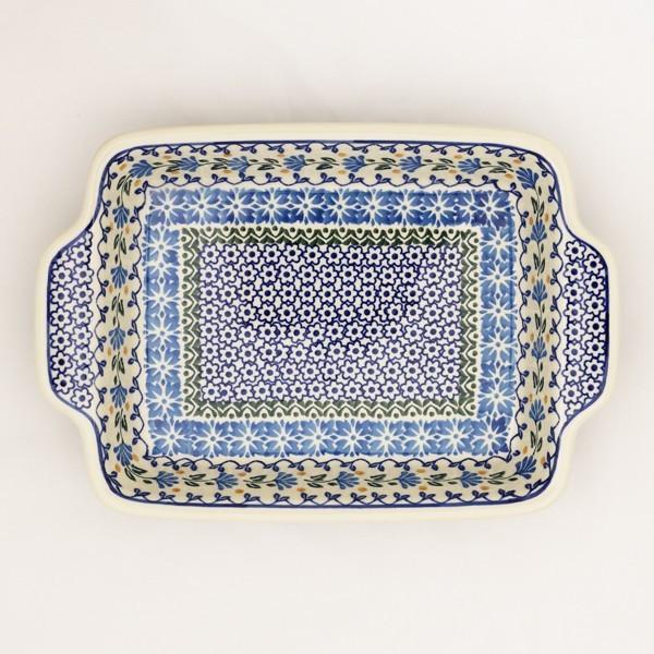 グラタン皿 大 No.883 Ceramika Artystyczna ( セラミカ / ツェラミカ ) ポーランド食器|ceramika-artystyczna|03