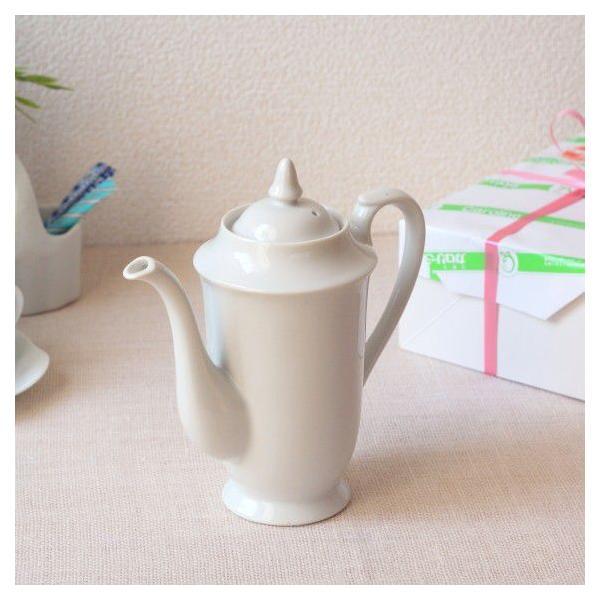 アラビア風ティーポット国産瀬戸焼紅茶が大変良く似合う陶器紅茶ティーバックポットカフェ食器