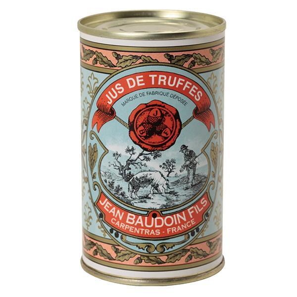 ジャン・ボードワン・フィス[jean baudoin fils]トリュフジュース エクストラ200g×1缶[常温/冷蔵可]【3〜4営業日以内に出荷】