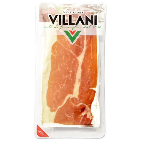イタリア産 ビラーニ社 14ヶ月熟成 サンダニエーレ プロシュート スライス200g[冷凍]【3〜4営業日以内に出荷】