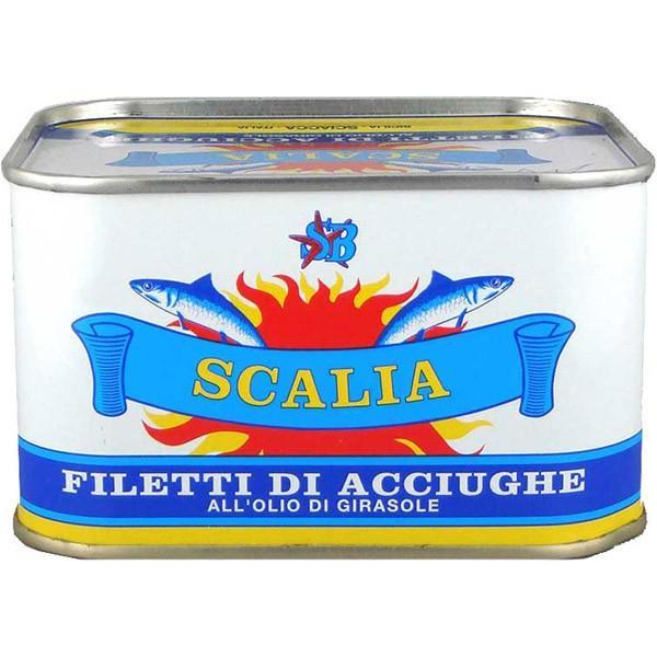 スカーリアさんのアンチョビフィレ700g(缶)[常温]【3〜4営業日以内に出荷出荷】