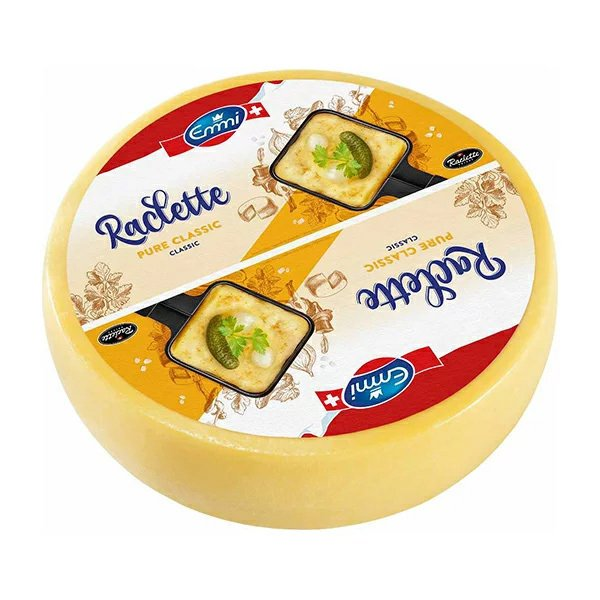 ラクレットチーズ 約5kg(4.5-5.5kg)[冷蔵]【3〜4営業日以内に出荷】