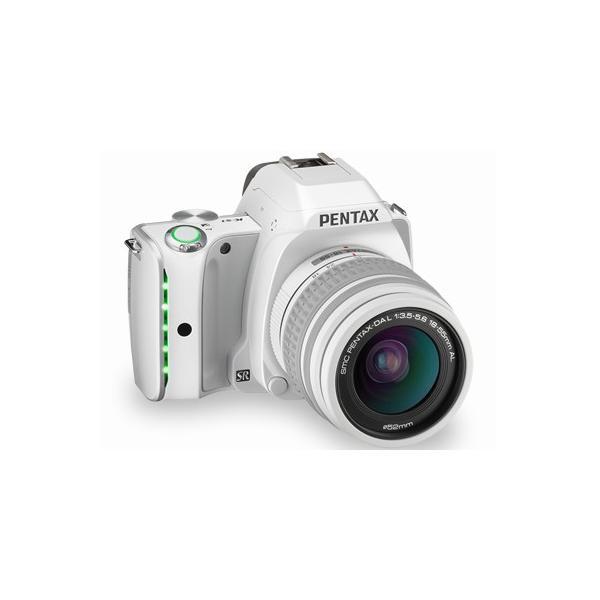 ペンタックス(PENTAX)一眼レフカメラ PENTAX K-S1 レンズキット (ホワイト)新品・即納