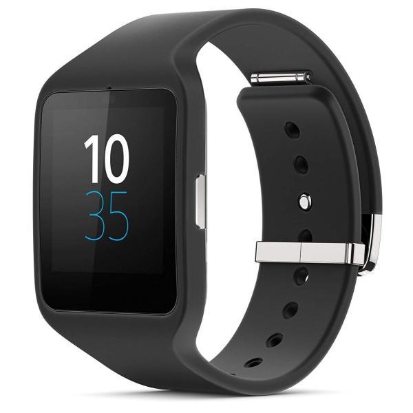 ソニー(SONY) SmartWatch (スマートウォッチ) 3 Bluetooth4.0 リストバンド型活動量計 SWR50-B 並行輸