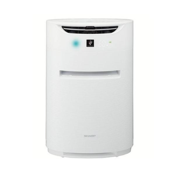 シャープ KI-DX50-W 加湿空気清浄機 ホワイト 14畳