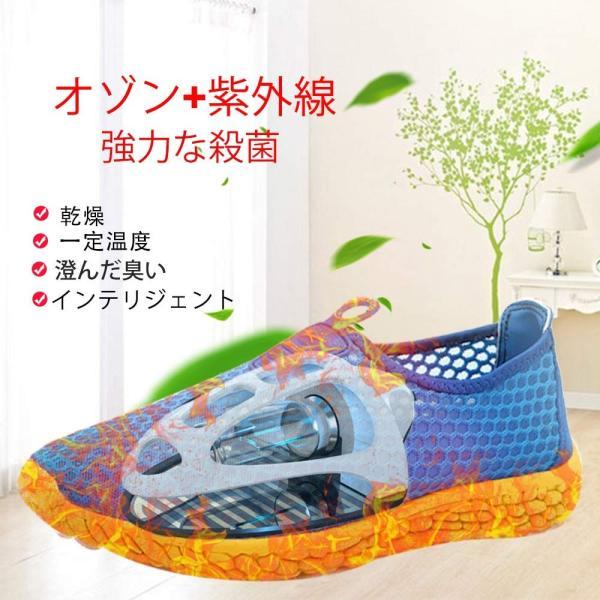 BQHY 多機能殺菌消毒器 UV滅菌ライト 除菌ランプ 脱臭機 靴の消毒 脱臭 乾燥 家庭用 清浄脱臭 コンパクト