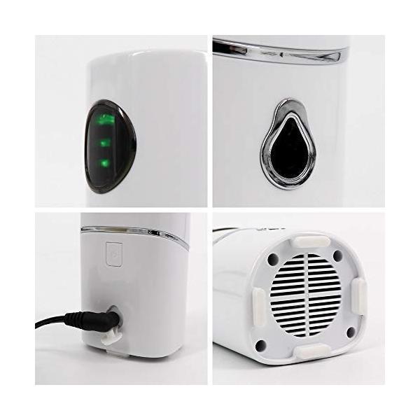 多機能な冷蔵庫清浄機 静音 除菌脱臭用 空気清浄機 除菌・脱臭・カビ防ぎ 冷蔵庫/玄関先/キッチン/トイレなどに最適