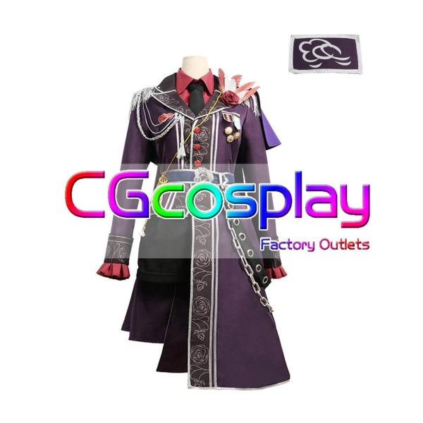 30%OFFで販売! 翌日発送! BanG Dream!(バンドリ) Roselia 3th live 氷川紗夜 コスプレ衣装|cgcos