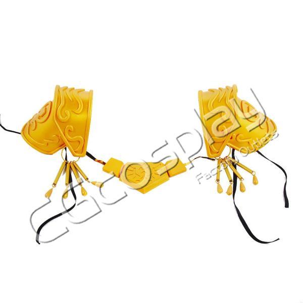 送料無料!! 激安!! ゼルダの伝説 時のオカリナ 姫 肩カバー コスプレ道具 コスプレ衣装|cgcos