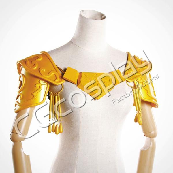 送料無料!! 激安!! ゼルダの伝説 時のオカリナ 姫 肩カバー コスプレ道具 コスプレ衣装|cgcos|02