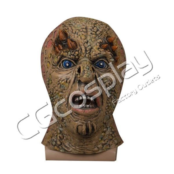 送料無料!! 激安!! ハロウィン 仮面 ゾンビ マスク かぶりもの ホラーマスク コスマスク コスプレ仮面 コスプレ衣装|cgcos