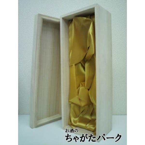 小瓶専用贈答用木箱(桐箱)1本入り720ml900ml専用 日本酒焼酎兼用