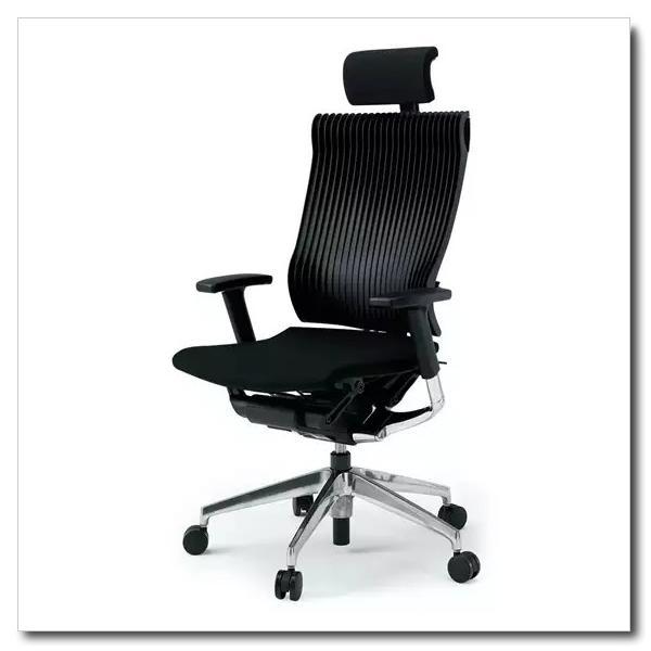 イトーキ オフィスチェア スピーナ エラストマーバッククロスシート エクストラハイバックアジャスタブル肘付 ベースカラーアルミミラー KE-767GP-Z9T1|chairkingdom