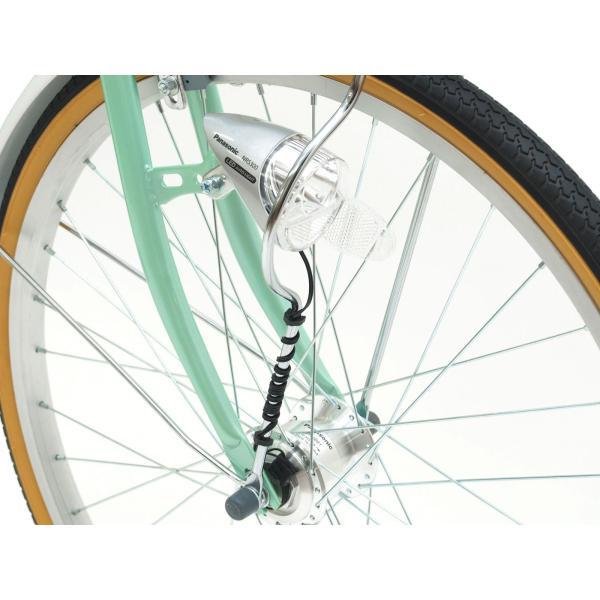 子供用自転車 女の子向け 22インチ 24インチ  女の子 男の子 LEDオートライト パイプキャリア メルロート本州送料無料 「お客様組立」 chalinx 11