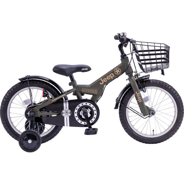 2019年 2020年モデル 子供用自転車 18インチ 16インチ ジープ JE-16 JE-18 JEEP 男の子自転車 補助輪付き幼児自転車 キッズサイクル|chalinx|02